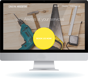 handyman website design & development